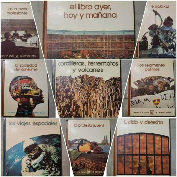 Biblioteca salvat de grandes temas 1973 magnifica