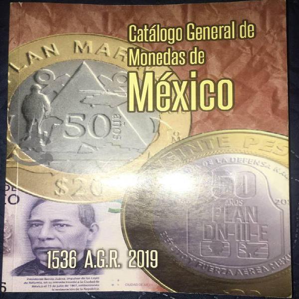 Catalogo usado de monedas mexicanas