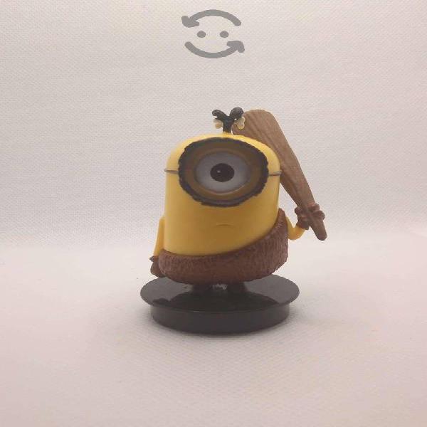 Colección completa top figurines cinemex minions