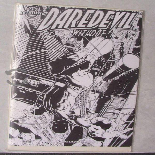 Daredevil authentix certificado
