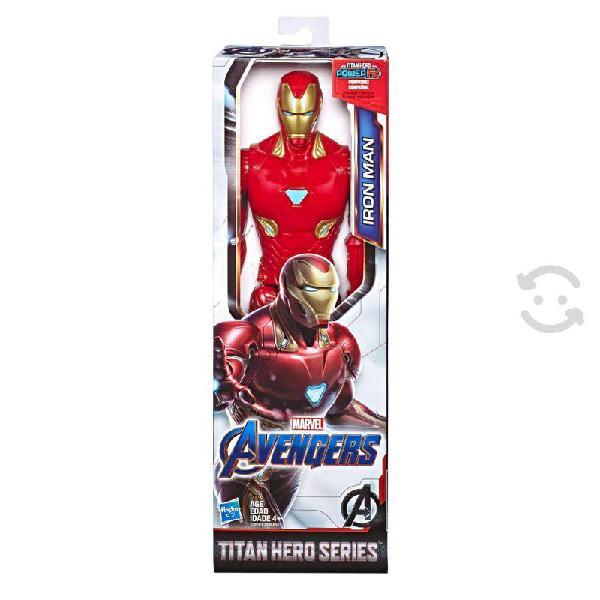 Ironman, avengers endgame titan hero