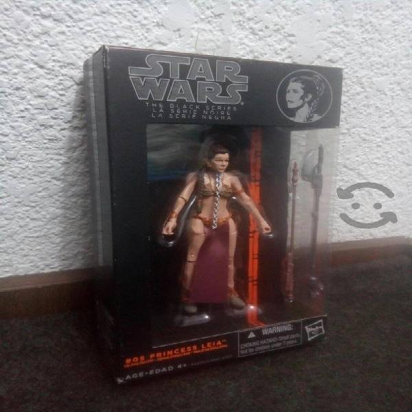 Leia - the black series - starwars