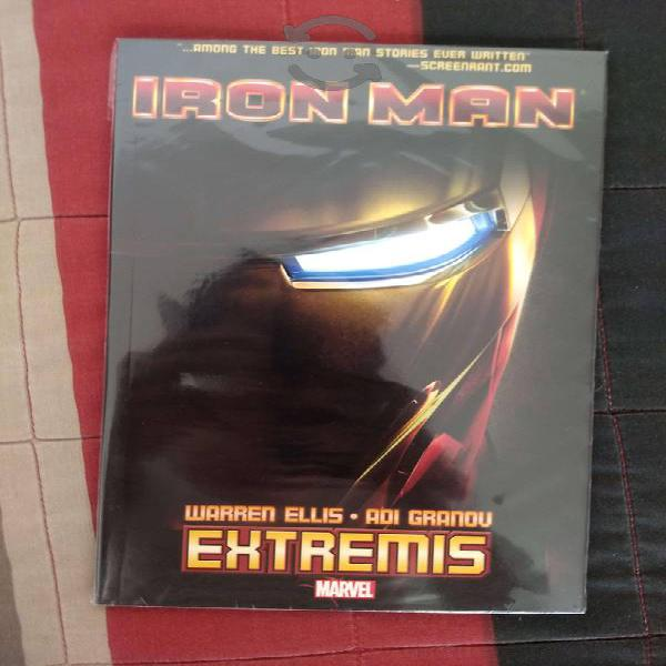 Marvel comics iron man extremis.