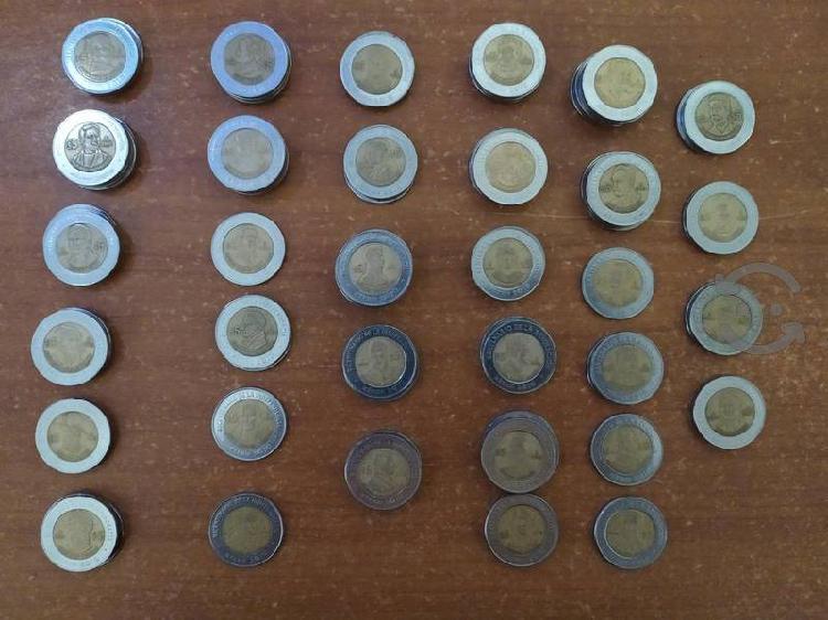Monedas de $5 pesos, la independencia y revolución