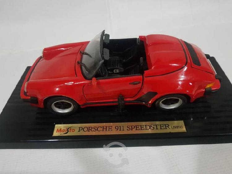 Porsche esc 1:18 speedster 1989