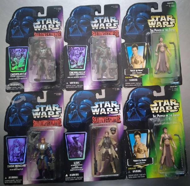 Star wars figuras nuevas