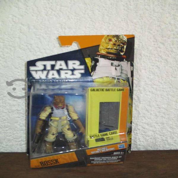 Star wars bossk saga legends sl01