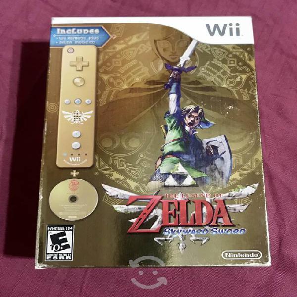 The legend of zelda skyward sword edición especial