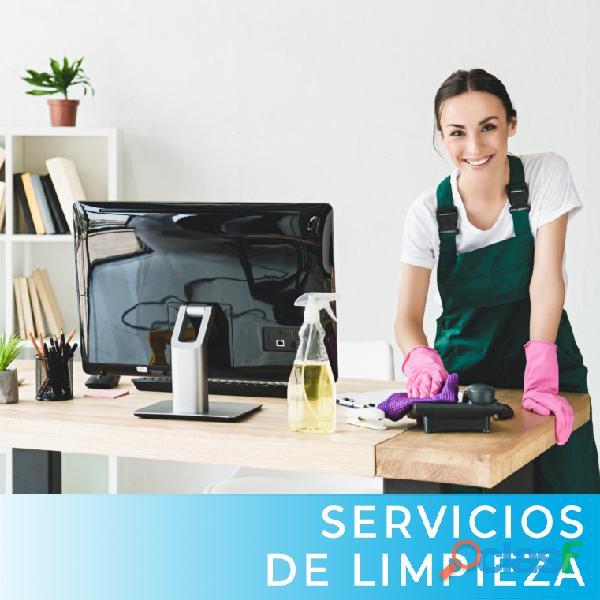 Limpieza y cuidado de oficinas