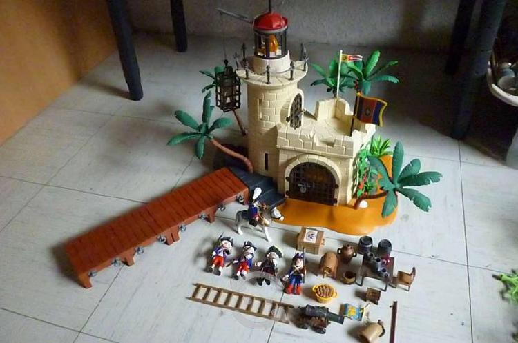 Playmobil juguetes varios