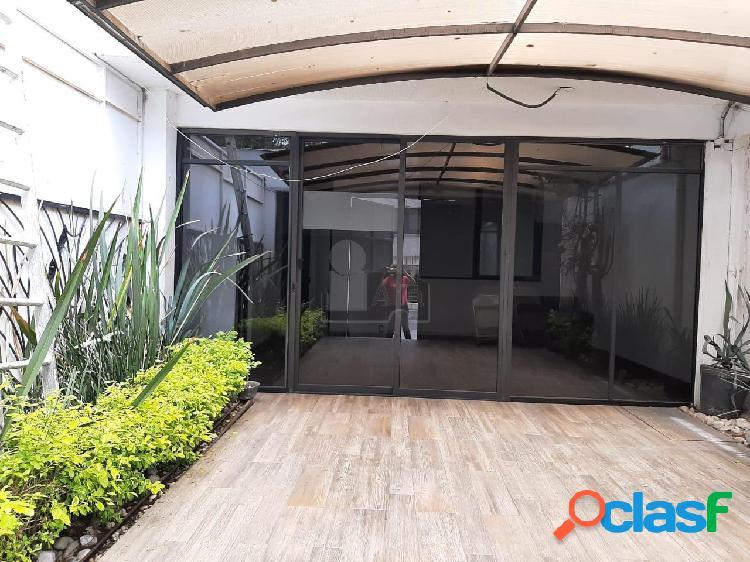 Se renta oficina en alcaldia coyoacan, se renta oficina sobre avenida santa ana, 82m2
