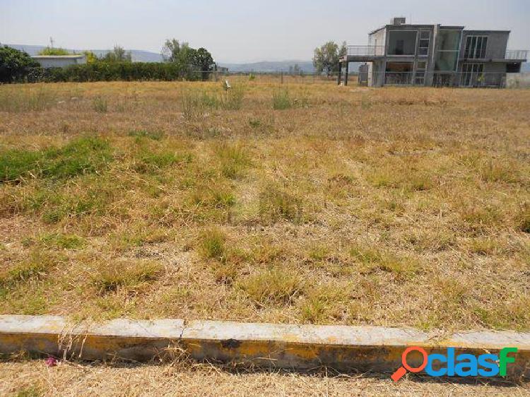 Terreno habitacional en venta en paraíso escondido etapa i, ii y iii, tarímbaro, michoacán