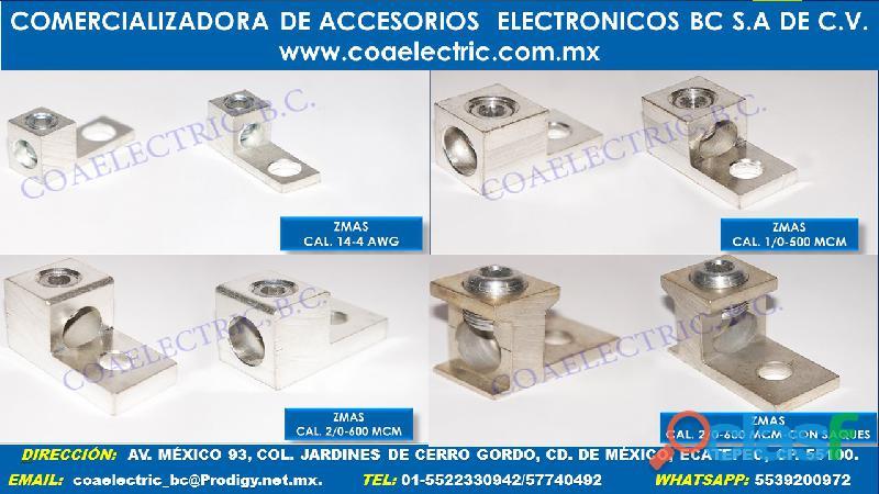 Zapatas mecanicas bimetalicas