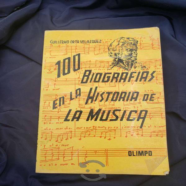 Biografías en la historia de la música guillermo