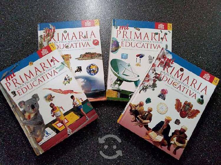 Enciclopedia visual educativa mi primaria