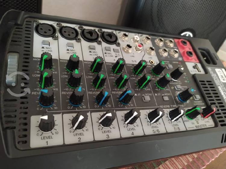 Equipo de audio portátil yamaha stagepass 400i