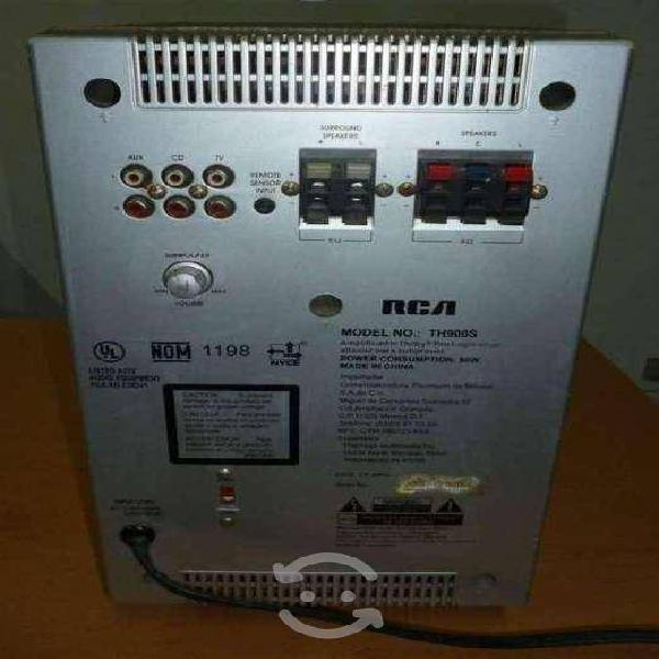 Home theater rca th-900s