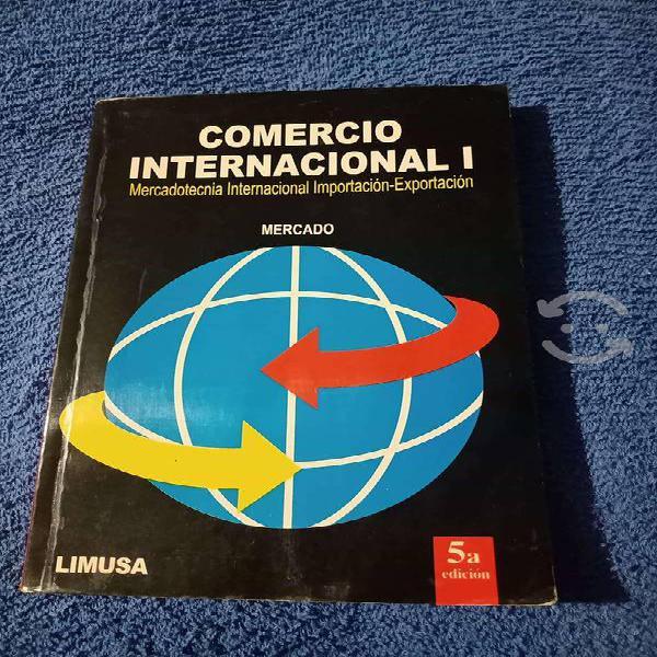 Libro comercio internacional i