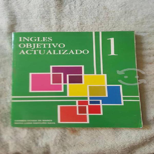 Libro de ingles para secundaria.