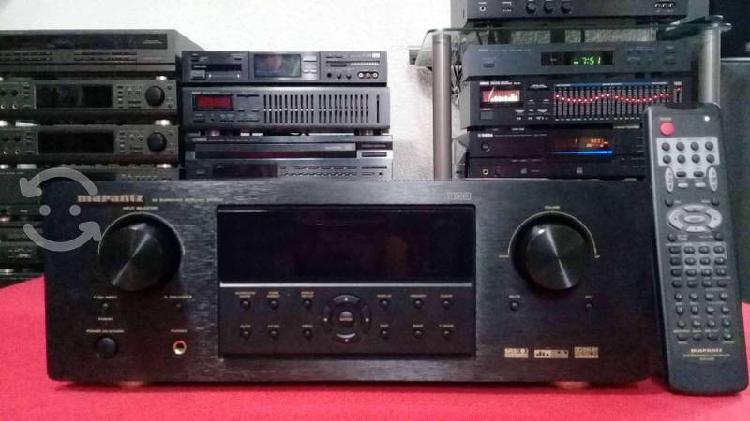 Marantz sr-4600 surround receiver