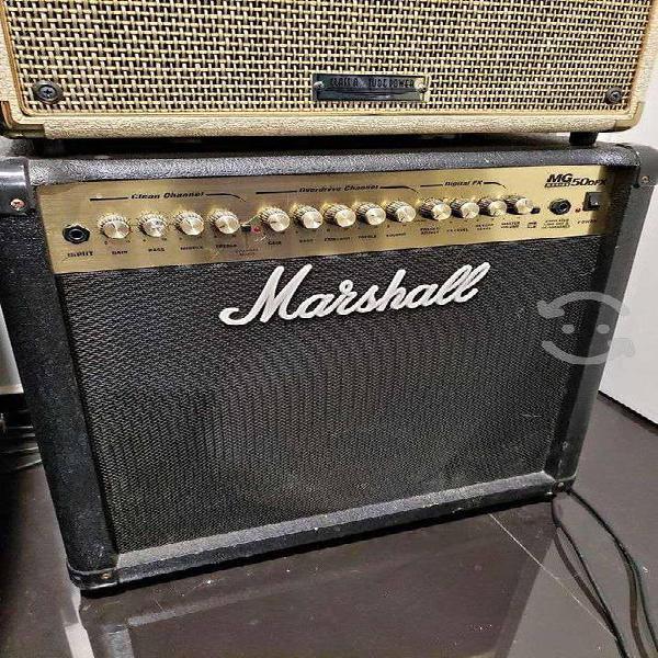Marshall mg 50 dfx potente amplificador