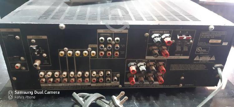 Amplificador reciver sony