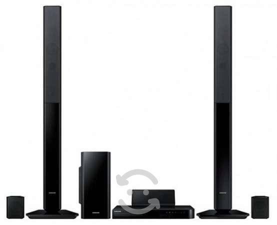 Samsung h5530k home theater 5.1 wifi bluray 3d