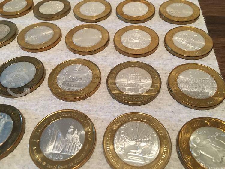Excelente set de monedas de colección