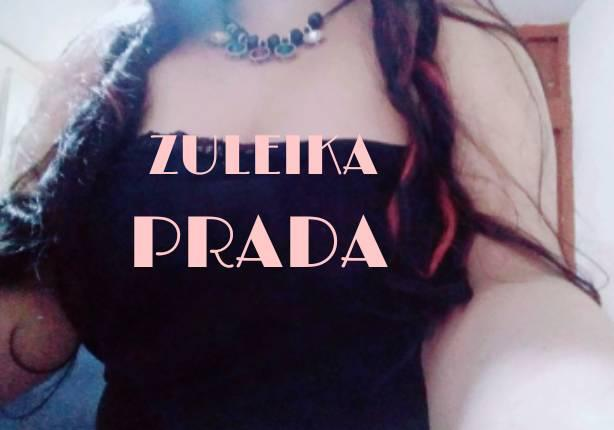 Masajista y Scort Zuleika Prada