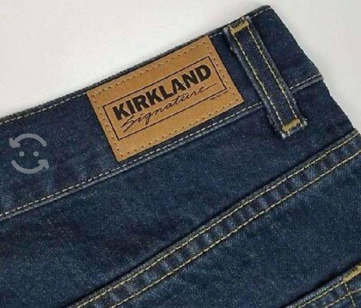 Pantalon de mezclilla p/hombre - kirkland