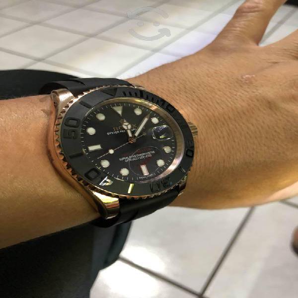 Reloj rolex submariner automático nuevo garantía