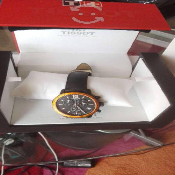 Reloj tissot suizo original, cronógrafo y fechador