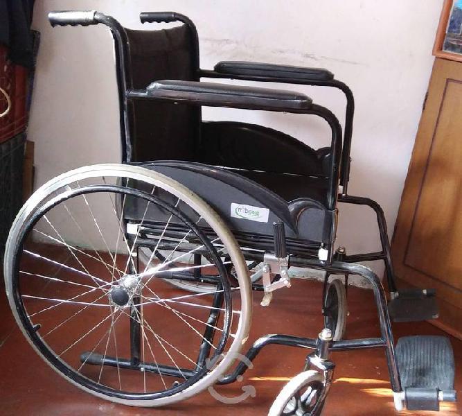 Silla de ruedas mobicare
