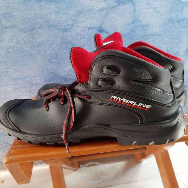 Zapatos de seguridad riverline y de vestir