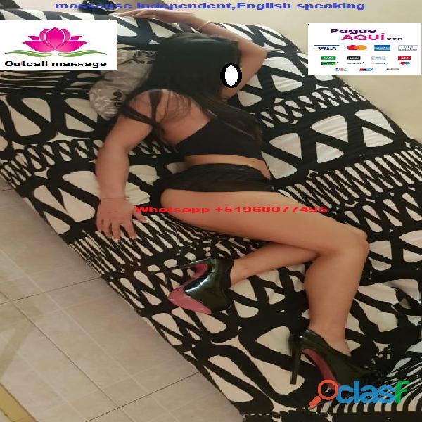masaje erótico tantrico a domicilio Lima Perú
