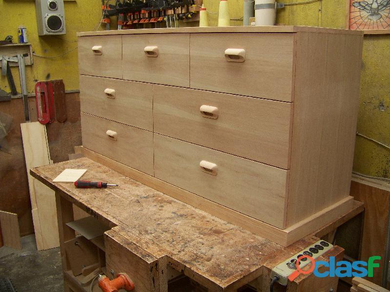muebles sobre diseño bufetes cajoneras roperos buros