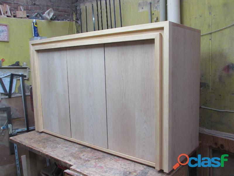 muebles sobre diseño bufetes cajoneras roperos buros 3