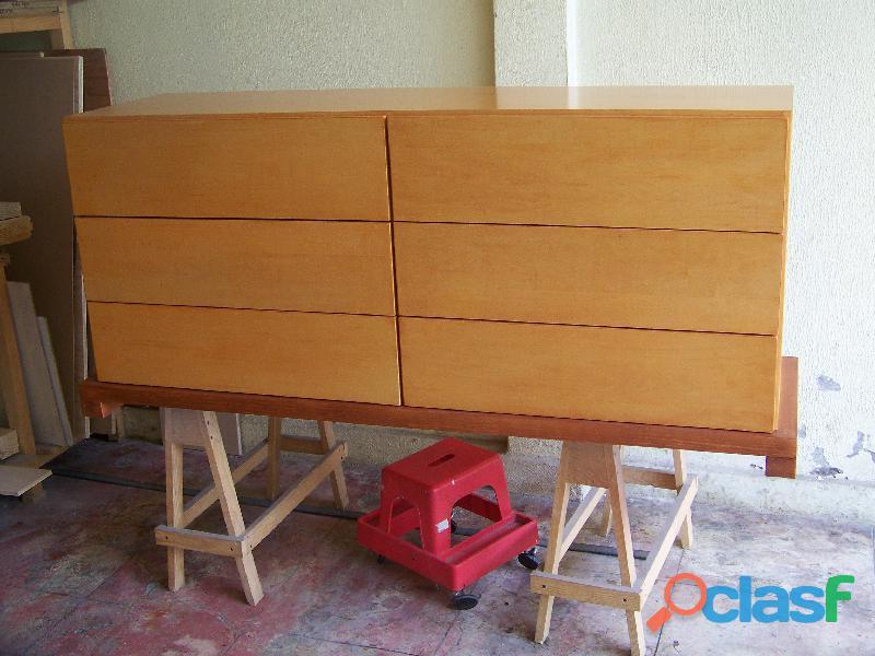 muebles sobre diseño bufetes cajoneras roperos buros 4