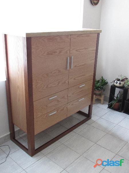muebles sobre diseño bufetes cajoneras roperos buros 8