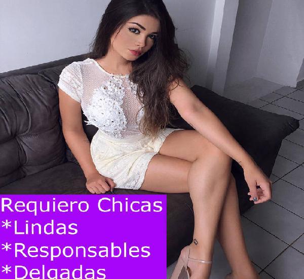 pago diario CHICAS RESPONSABLES SOLISITO **