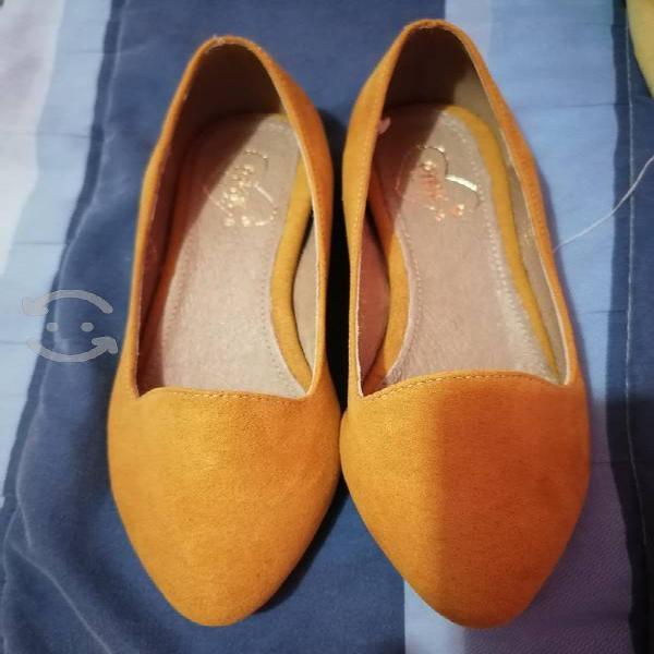 Zapatos en buen estado