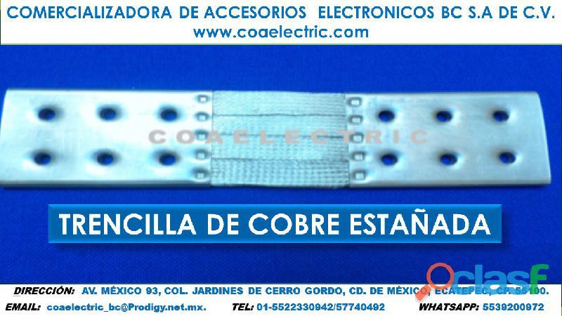 Conector trencilla flexible