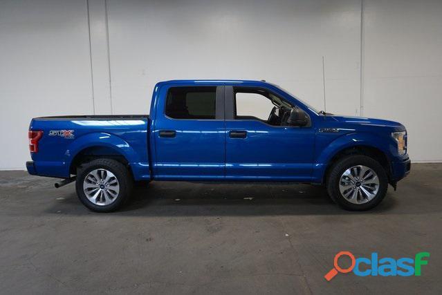 Ford f150 2014 azul