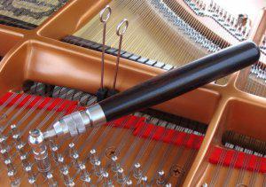 Afinacion y arreglo para piano