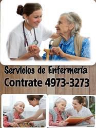 Agencia de enfermeras y cuidadores a domicilio