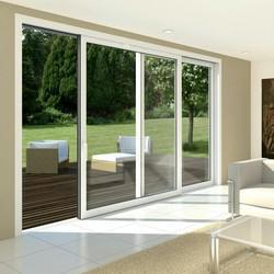 Aluminio y vidrios