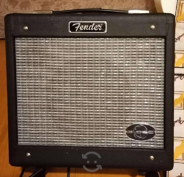 Amplificador fender junior /guitarra