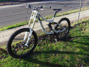 Bicicleta kona supreme operator 2012 17.000 mx.pesos