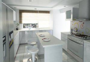 Dibujante 3d y fabrica de cocinas y closets