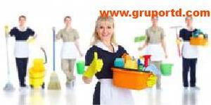 Grupo rtd ofrece empleada domestica